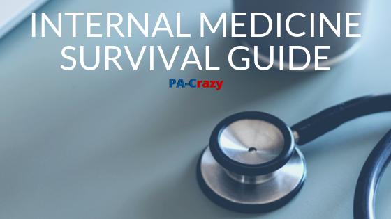 Survival Guide: Internal Medicine