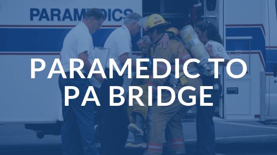 Paramedic to PA Bridge